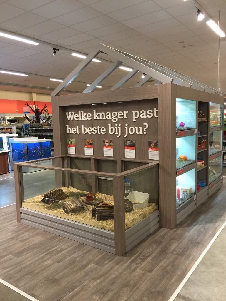Pets Place and Boerenbond Waalwijk - Stenfert Interieur & Design